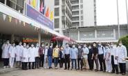 Đoàn y bác sĩ Bệnh viện Chợ Rẫy đến Bắc Giang hỗ trợ chống dịch