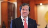 Bộ trưởng GD-ĐT Nguyễn Kim Sơn được bổ nhiệm thêm chức vụ mới