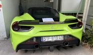 Vụ nam thanh niên lái Ferrari chống đối CSGT: Phạt tài xế và chủ xe hơn 19 triệu đồng