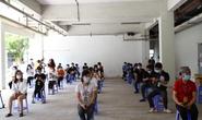 Thêm 154 ca dương tính SARS-CoV-2 mới ở tâm dịch Bắc Giang