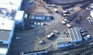 Mỹ: Xả súng tại California, 9 người thiệt mạng, nhà nghi phạm bốc cháy