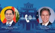 Ngoại trưởng Antony Blinken: Mỹ sẽ hỗ trợ các nước và Việt Nam tiếp cận vắc-xin