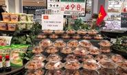 Bán gần hết 20 tấn vải thiều trong ngày đầu cập bến Nhật Bản, giá 350 ngàn đồng/kg