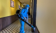 Đà Nẵng phun khử khuẩn 2 nhà hàng mà chuyên gia Trung Quốc lui tới