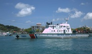 Phú Quốc: Cảnh sát biển điều 2 tàu ngăn nhập cảnh trái phép