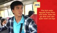 Tổ chức tưởng niệm sinh viên Nguyễn Văn Nhã quên mình cứu 3 bạn học
