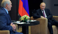 Nga chuyển 500 triệu USD cho Belarus giữa sóng gió với phương Tây