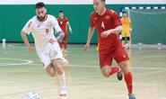 Châu Đoàn Phát - người hùng tuyển futsal Việt Nam