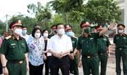 VIDEO: Các ca F0 tăng nhanh, Chủ tịch Chu Ngọc Anh thị sát tại khu cách ly