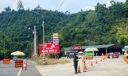 Dừng xe khách, xe hợp đồng trá hình, taxi. xe có hành khách đi về từ vùng dịch TP HCM về Lâm Đồng