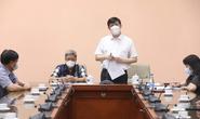Thứ trưởng Bộ Y tế Nguyễn Trường Sơn và đoàn sang Lào công tác thực hiện cách ly tập trung