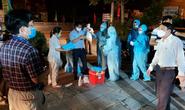 Lịch trình dày đặc của ca dương tính SARS-CoV-2 trong cộng đồng đầu tiên ở Nghệ An