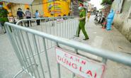 CLIP: 1 người đi Đà Nẵng về không khai báo y tế, 10 người trong gia đình mắc Covid-19