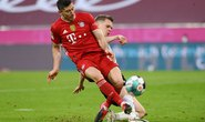 Bayern Munich bay cao với Lewandowski
