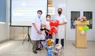 Trẻ thứ 9 được Bệnh viện Trung ương Huế điều trị thành công căn bệnh u nguyên bào thần kinh