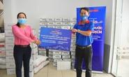 Báo Người Lao Động tiếp sức quận 12 chống dịch