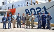 Tàu Cảnh sát biển 8021 do Mỹ chuyển giao đang về Việt Nam