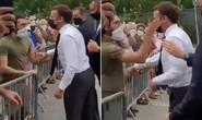 Pháp: Công bố án phạt dành cho kẻ tát Tổng thống Macron