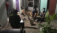 Chủ nhà trọ mang bia vào cùng 6 người tụ tập xem bóng đá dù đang giãn cách xã hội