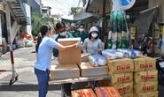 Chương trình Thực phẩm miễn phí cùng cả nước chống dịch: Nghĩa tình và trách nhiệm