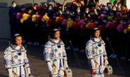 Trung Quốc tăng tốc trong cuộc đua không gian