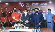 Các đội tuyển bóng đá Quốc gia Việt Nam có nhà tài trợ độc quyền