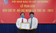 Báo Người Lao Động đoạt 8 giải Báo chí TP HCM năm 2021