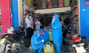 Đà Nẵng cấm bán hàng ăn uống tại chỗ và tắm biển từ trưa 20-6