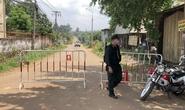 Clip: Cận cảnh 3 điểm phong tỏa liên quan ca dương tính ở TP Long Khánh