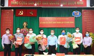 TP Hồ Chí Minh: Trao quyết định thành lập tổ chức Đảng trong các cơ quan báo chí