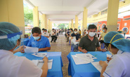 TP HCM phong tỏa thêm nhiều khu vực ở huyện Hóc Môn