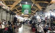 TP HCM: Hàng hoá không phải lương thực thực phẩm, nhu yếu phẩm... ở chợ truyền thống phải ngưng hoạt động