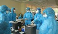 Phát hiện 4 nhân viên y tế dương tính SARS-CoV-2