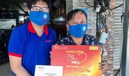 Mai Vàng nhân ái thăm nghệ sĩ hát bội Mỹ Kim và nhà báo Trần Đại Phú