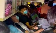 Thuê xe cứu thương, giả bệnh nhân để thông chốt khai báo y tế