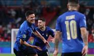 Tuyển Ý vào tứ kết Euro 2020 nhờ hai siêu phẩm bàn thắng