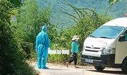 Phú Yên: Tìm thấy người phụ nữ dương tính với SARS-CoV-2 trốn sau vườn nhà