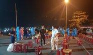Đà Nẵng xét nghiệm xuyên đêm hơn 1.000 người, liên quan 5 ca nhiễm ở Quảng Ngãi