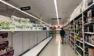 Dân Úc vét siêu thị khi nghe lệnh phong tỏa