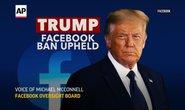 Facebook lên tiếng về hiện tượng lạ của tài khoản ông Trump