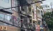 TP HCM: Cháy nhà phố ở đường Đồng Đen