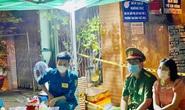 Đã phong toả đường Tam Châu, TP Thủ Đức - TP HCM