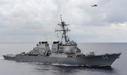 Hoạt động do thám của Mỹ ở biển Đông cao đột biến