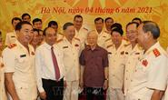 Chùm ảnh: Tổng Bí thư dự Lễ công bố Đảng ủy Công an Trung ương nhiệm kỳ mới