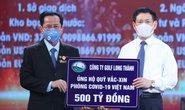 Anh hùng Lao động Lê Văn Kiểm ủng hộ 500 tỉ đồng vào Quỹ Vắc-xin phòng, chống Covid-19