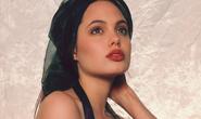 Nhan sắc không tì vết của Angelina Jolie thời trẻ
