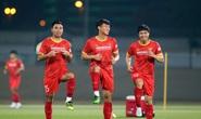 Chốt danh sách 23 cầu thủ đá với Indonesia, thủ môn Văn Hoàng làm khán giả