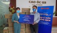 Quỹ Trái tim Hùng Hậu chung tay cùng chương trình Thực phẩm miễn phí cho người nghèo