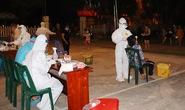 KHẨN: Tìm người liên quan tiểu thương dương tính SARS-CoV-2