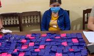 Bắt cặp tình nhân ôm 42.000 viên ma túy, 1 bánh heroin trong nhà nghỉ